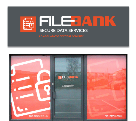 File-Bank Door